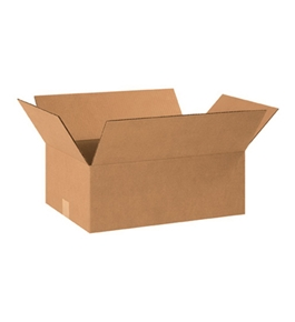 "16"" x 12"" x 7"" Corrugated Boxes (Bundle of 25)"