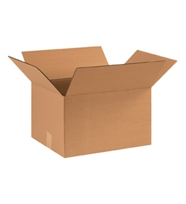 "16"" x 13"" x 10"" Corrugated Boxes (Bundle of 25)"
