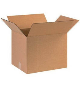 "16"" x 13"" x 13"" Corrugated Boxes (Bundle of 25)"