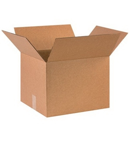 "16"" x 14"" x 12"" Corrugated Boxes (Bundle of 25)"
