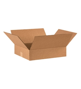 "16"" x 14"" x 4"" Corrugated Boxes (Bundle of 25)"