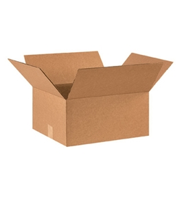 "16"" x 14"" x 8"" Corrugated Boxes (Bundle of 25)"
