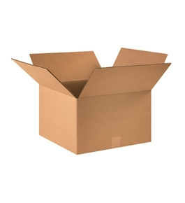 "16"" x 16"" x 10"" Corrugated Boxes (Bundle of 25)"