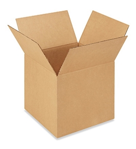 "16"" x 16"" x 11"" Corrugated Boxes (Bundle of 25)"