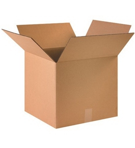 "16"" x 16"" x 14"" Corrugated Boxes (Bundle of 25)"