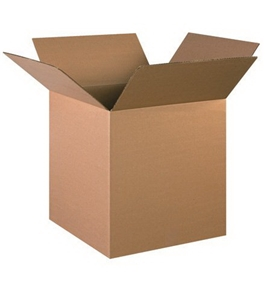 "16"" x 16"" x 18"" Corrugated Boxes (Bundle of 25)"