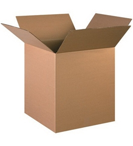 "16"" x 16"" x 19"" Corrugated Boxes (Bundle of 25)"