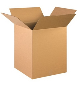 "16"" x 16"" x 20"" Corrugated Boxes (Bundle of 20)"