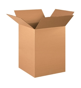 "16"" x 16"" x 24"" Corrugated Boxes (Bundle of 20)"