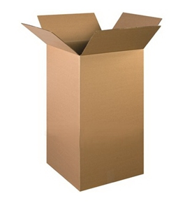 "16"" x 16"" x 30"" Corrugated Boxes (Bundle of 10)"