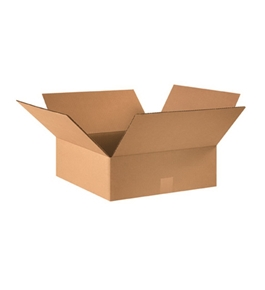 "16"" x 16"" x 5"" Corrugated Boxes (Bundle of 25)"