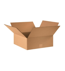 "16"" x 16"" x 6"" Corrugated Boxes (Bundle of 25)"