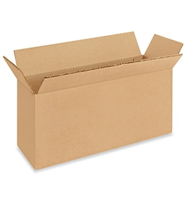 "16"" x 5"" x 5"" Long Corrugated Boxes (Bundle of 25)"