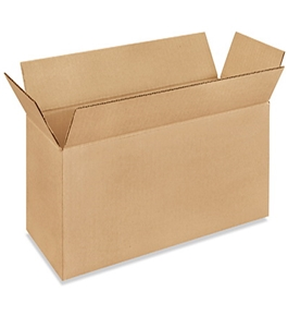 "16"" x 6"" x 6"" Long Corrugated Boxes (Bundle of 25)"