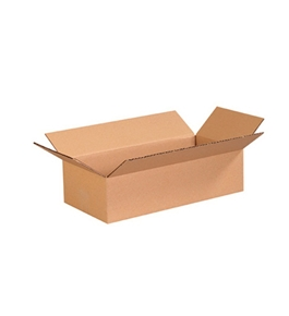 "16"" x 8"" x 4"" Corrugated Boxes (Bundle of 25)"