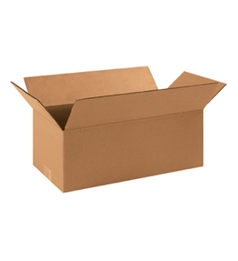 "16"" x 8"" x 6"" Long Corrugated Boxes (Bundle of 25)"
