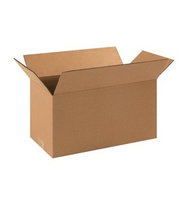 "16"" x 8"" x 8"" Corrugated Boxes (Bundle of 25)"