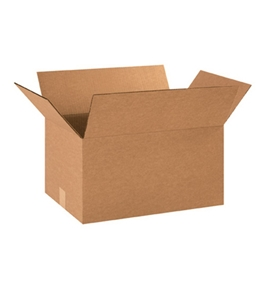 "17"" x 12"" x 10"" Corrugated Boxes (Bundle of 25)"