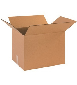 "17"" x 13"" x 13"" Corrugated Boxes (Bundle of 25)"