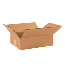 "17"" x 13"" x 5"" Corrugated Boxes (Bundle of 25)"