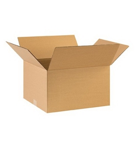 "17"" x 14"" x 10"" Corrugated Boxes (Bundle of 25)"