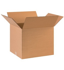 "17"" x 14"" x 14"" Corrugated Boxes (Bundle of 25)"