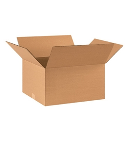"17"" x 14"" x 9"" Corrugated Boxes (Bundle of 25)"