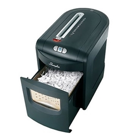 GBC Swingline EM07-06 Micro-Cut Shredder
