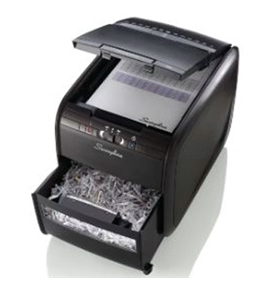 GBC Swingline Stack-and-Shred 60X Hands Free Shredder