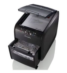 GBC Swingline Stack-and-Shred 80X Hands Free Shredder