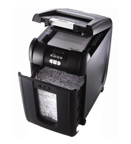 GBC Swingline Stack-and-Shred 250X Hands Free Shredder