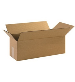 "17"" x 6"" x 6"" Long Corrugated Boxes (Bundle of 25)"