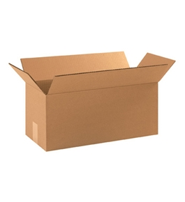 "17"" x 8"" x 8"" Long Corrugated Boxes (Bundle of 25)"
