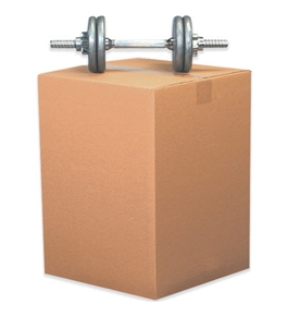"18"" x 18"" x 12"" Heavy-Duty Boxes (25 Each Per Bundle)"