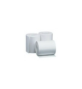 "2 1/4"" x 85' Thermal Paper (25 Rolls), Works for Printer 350, Royal Alpha 583cx, Royal Alpha 600sc, Royal Alpha 9155sc"