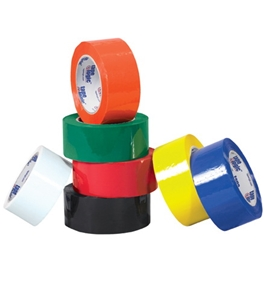 "2"" x 110 yds. Black (6 Pack) Tape Logic™ Carton Sealing Tape (6 Per Case)"