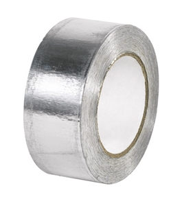 "2"" x 60 yds. (1 Pack) Industrial - 003 Aluminum Foil Tape (1 Per Case)"