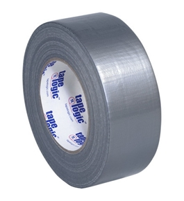 "2"" x 60 yds. Silver (3 Pack) 8.0 Mil Cloth Duct Tape (3 Per Case)"