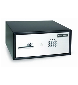 First Alert 2062F Digital Anti-Theft Laptop Safe, 1.04 Cubic Feet