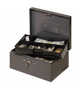 MMF Cash Box With Safety Latch
