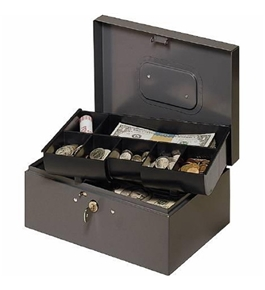 MMF 7-Compartment Cash Tray