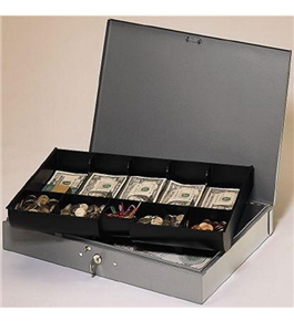 MMF 10-Compartment Cash Tray