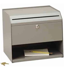MMF Suggestion Box-Desk Size