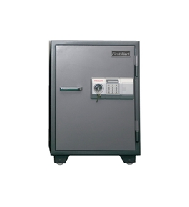 First Alert 2575DF 2 Hour Steel Fire Safe with Digital Lock, 2.77 Cubic Feet