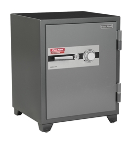 First Alert 2700F 2 Hour Fire Safe with Digital Lock, 3.10 Cubic Foot