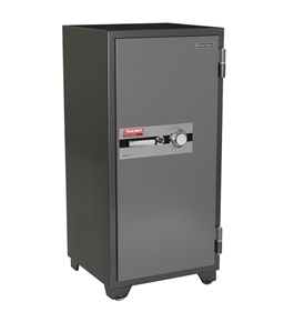 First Alert 2702F 2 Hour Steel Fire Safe with Combination Lock, 5.91 Cubic Foot