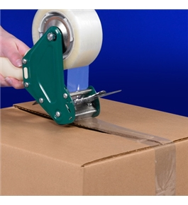 "3"" x 55 yds. Clear (6 Pack) Tape Logic™ #1000 Hot Melt Tape (6 Per Case)"