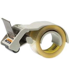 3M - H-192 Deluxe Carton Sealing Tape Dispenser (1 Each)