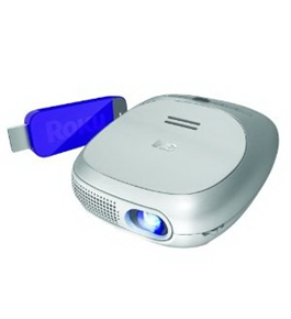 3M Streaming Projector Powered by Roku (SPR1000)