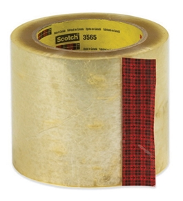 "4"" x 110 yds. 3M - 3565 Label Protection Tape (18 Per Case)"